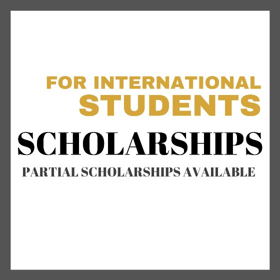 Partial Scholarships for International Students